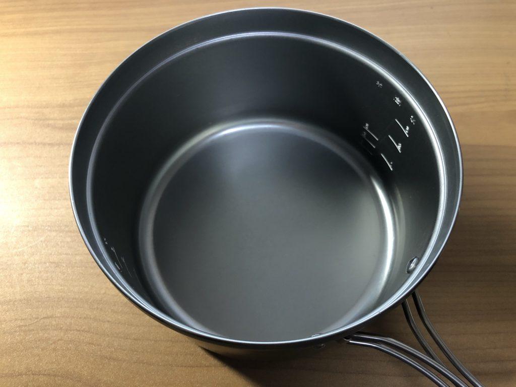 ごはんクッカープラスの大鍋