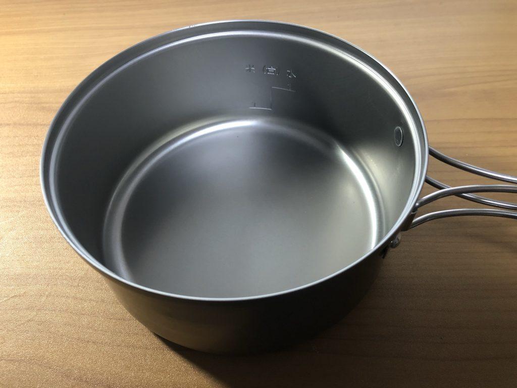ごはんクッカープラスの小鍋