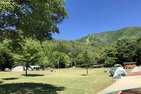 みやぎ蔵王七ヶ宿スキー場・きららの森キャンプ場で一泊二日!