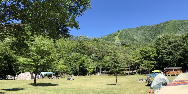 きららの森キャンプ場