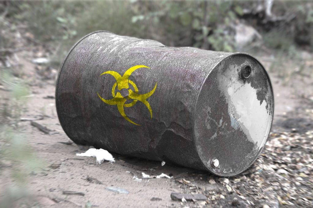 有毒廃棄物