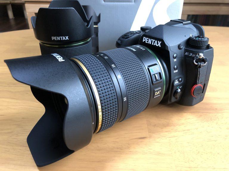 HD PENTAX-DA☆16-50mmF2.8ED PLM AW